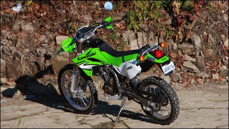 2007 Kawasaki Klx250 Long Term Review