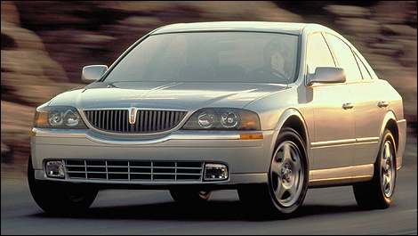 Lincoln LS PreOwned - Ford lincoln