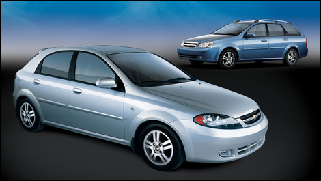 Ford Focus Sport >> 2004-2007 Chevrolet Optra Pre-Owned