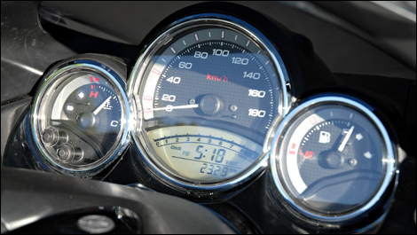 2009 Yamaha TMAX Review
