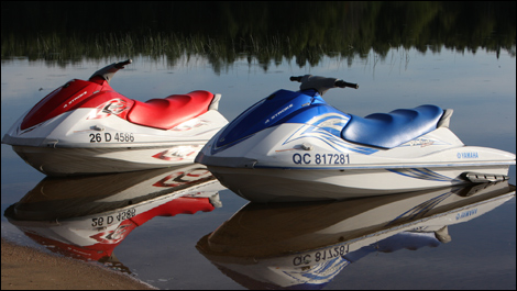 2008 yamaha waverunner vx review