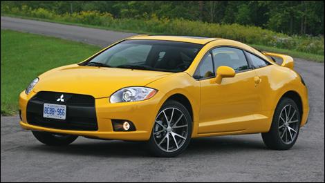 2009 Mitsubishi Eclipse First Impressions (video)