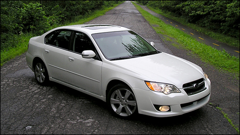 2009 subaru legacy 3 0r premier package review. Black Bedroom Furniture Sets. Home Design Ideas