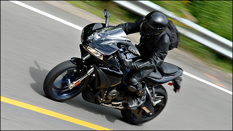 2008 buell 1125r review