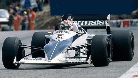 Top 5: The most beautiful Formula 1 cars