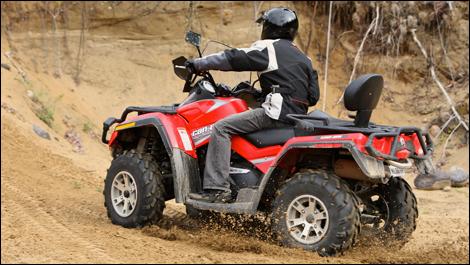 2008 can am outlander 650 h o efi xt review rh moto123 com 2008 can am outlander 800 manual 2008 can am outlander 800 service manual