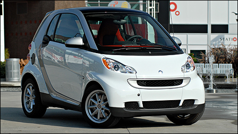 smart fortwo coup passion 2008 essai routier. Black Bedroom Furniture Sets. Home Design Ideas
