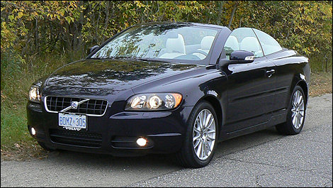 2008 volvo c70 t5 review video. Black Bedroom Furniture Sets. Home Design Ideas