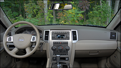 2008 jeep grand cherokee laredo diesel