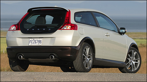 2009 Volvo C30 T5 R-Design Review