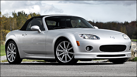 2008 mazda mx 5 gt review. Black Bedroom Furniture Sets. Home Design Ideas