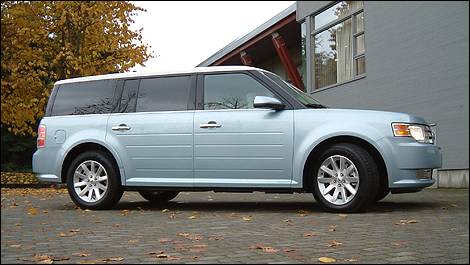 2009 ford flex sel awd review. Black Bedroom Furniture Sets. Home Design Ideas