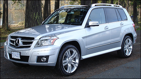 2010 Mercedes Benz Glk350 First Impressions