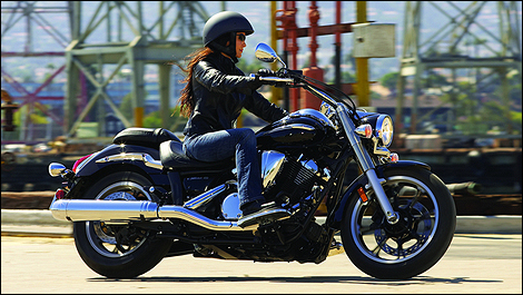 2009 Yamaha V-Star 950 Preview