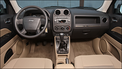 2012 jeep liberty manual transmission