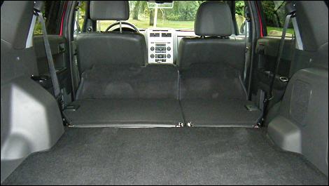 2009 Ford Escape Xlt I4 Review