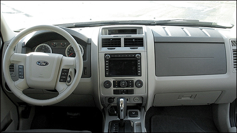 Inside The Vehicle Is Comfortable And Functional For Up To Five People