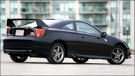 Toyota Celica Gt 2009. Toyota Celica GTS TRD 2005