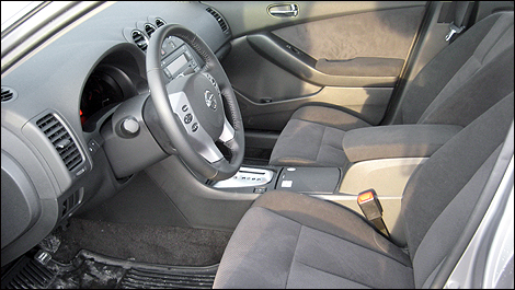 2009 Nissan Altima Hybrid Review