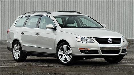 volkswagen passat wagon  comfortline review