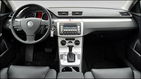 2009 Volkswagen Passat Wagon 2.0T Comfortline Review