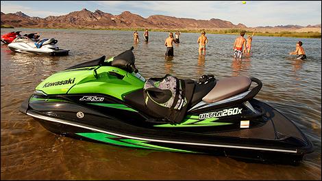 2009 Kawasaki Jet Ski Preview