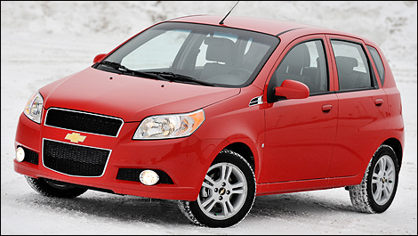 2009 chevrolet aveo5 ls review. Black Bedroom Furniture Sets. Home Design Ideas