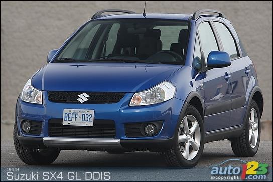 Suzuki Sx4 2011. Photos - Suzuki SX4 DDIS 2008