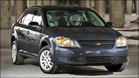 2009 Chevrolet Cobalt Xfe Sedan Review