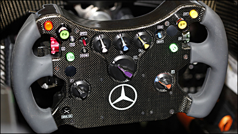 F1 Australia The Outstanding Steering Wheels Of Formula 1