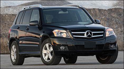 2010 mercedes benz glk350 review. Black Bedroom Furniture Sets. Home Design Ideas