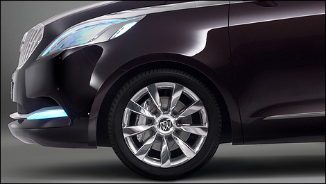 Buick Business Concept Vehicle Unveiled In Shanghai