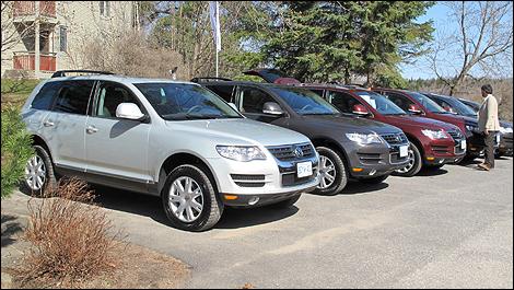 VW : Vw 2009 Vw Touareg Detroit 2009 Volkswagen Touareg Lux ...