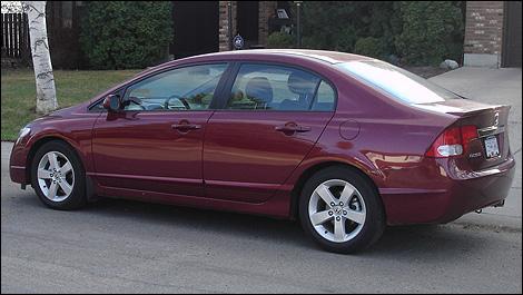 2009 Honda Civic Sedan Sport Review