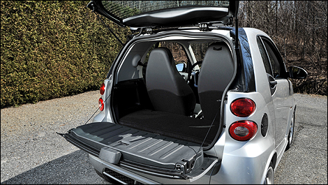 smart fortwo coup brabus 2009 essai routier. Black Bedroom Furniture Sets. Home Design Ideas