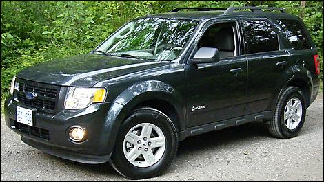 2009 Ford Escape Hybrid Awd Review