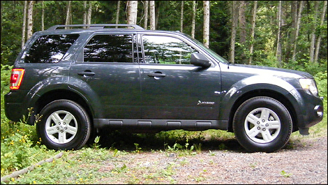 2009 ford escape hybrid awd review. Black Bedroom Furniture Sets. Home Design Ideas