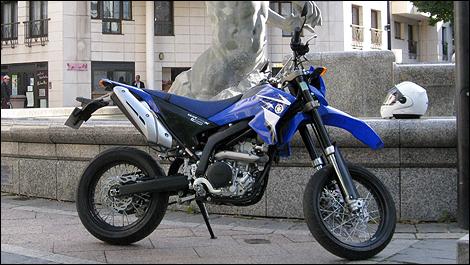 2009 Yamaha WR250X First Impressions
