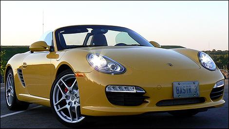 2009 Porsche Boxster S Review Video