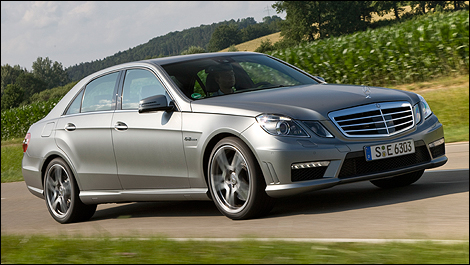 2010 mercedes benz e63 amg first impressions. Black Bedroom Furniture Sets. Home Design Ideas