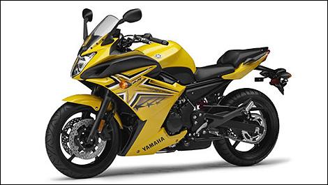 2009 Yamaha FZ6R First Impressions