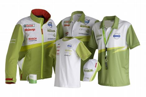 Auto Racing Clothing  Kids on Volvo Motorsport Introduces Racing Wear For Children