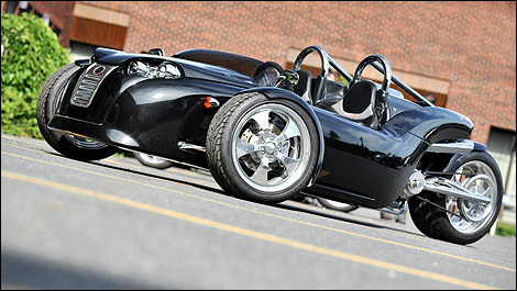 Campagna Motors reborn in new assembly plant - T-Rex in production ...
