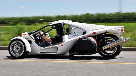 Third time's the charm for Campagna Motors and T-Rex! (video)