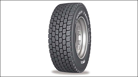 Michelin will introduce the market's first 295/60R22.5 size multi ...