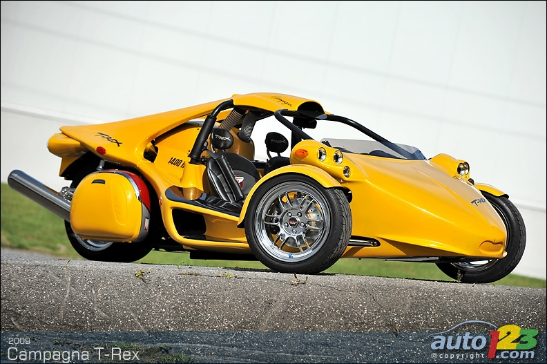 photos 2009 campagna motors t rex 1400r preview. Black Bedroom Furniture Sets. Home Design Ideas