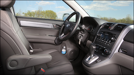 Marvelous The CR V Has One Of The Most Spacious Cockpits In The Small SUV Segment.