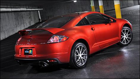 2009 Mitsubishi Eclipse GT-P Review