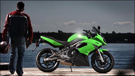 2009 Kawasaki 650R Review