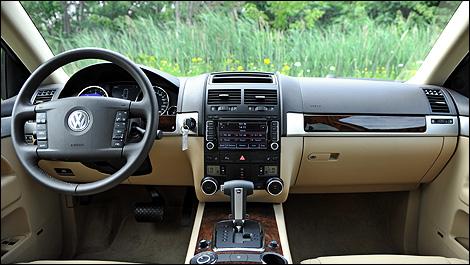 2009 Volkswagen Touareg 2 TDI Highline 4MOTION Review